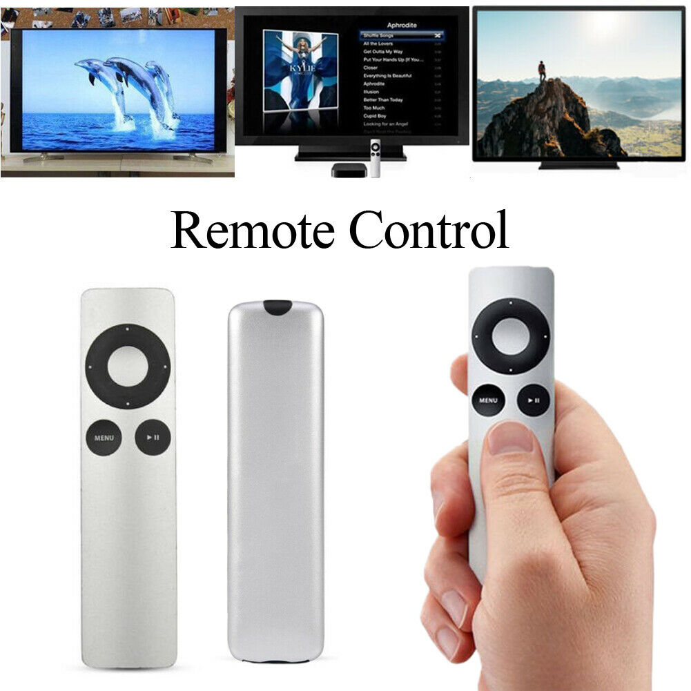 Universal Replacement Remote Control For Apple TV TV1 TV2 TV3 Official Apple TV Remote Control A1294 For Apple TV All Versions