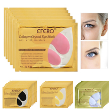 5/7/8/15Pairs Collagen Eye Mask Gel Eye Patch Under the Eyes Bags Dark Circles Remover Skin Care Face Mask Anti-Aging Eye Pads bioaqua 5 pairs collagen eye mask face ageless gel mask dark circles removal eye fatigue eye patch wrinkles collagen mask care
