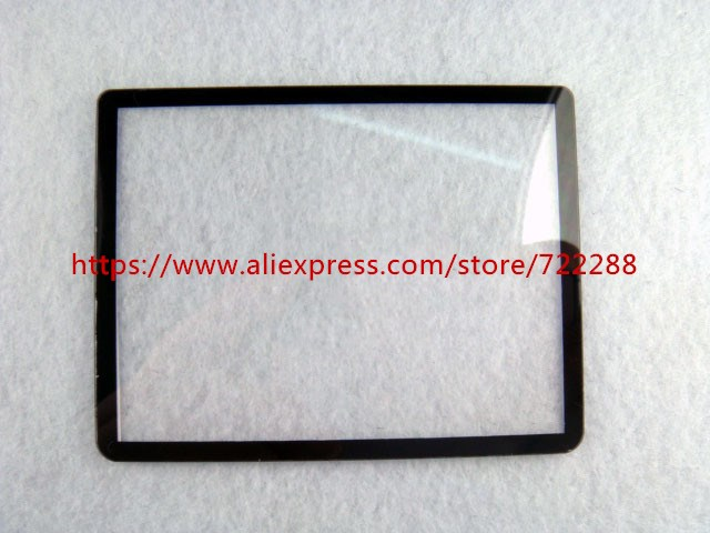 Supply Repair Parts For Canon Eos 500d Rebel T1i Kiss X3 Back Cover Rear Shell Lcd External Screen Protective Panel Glass