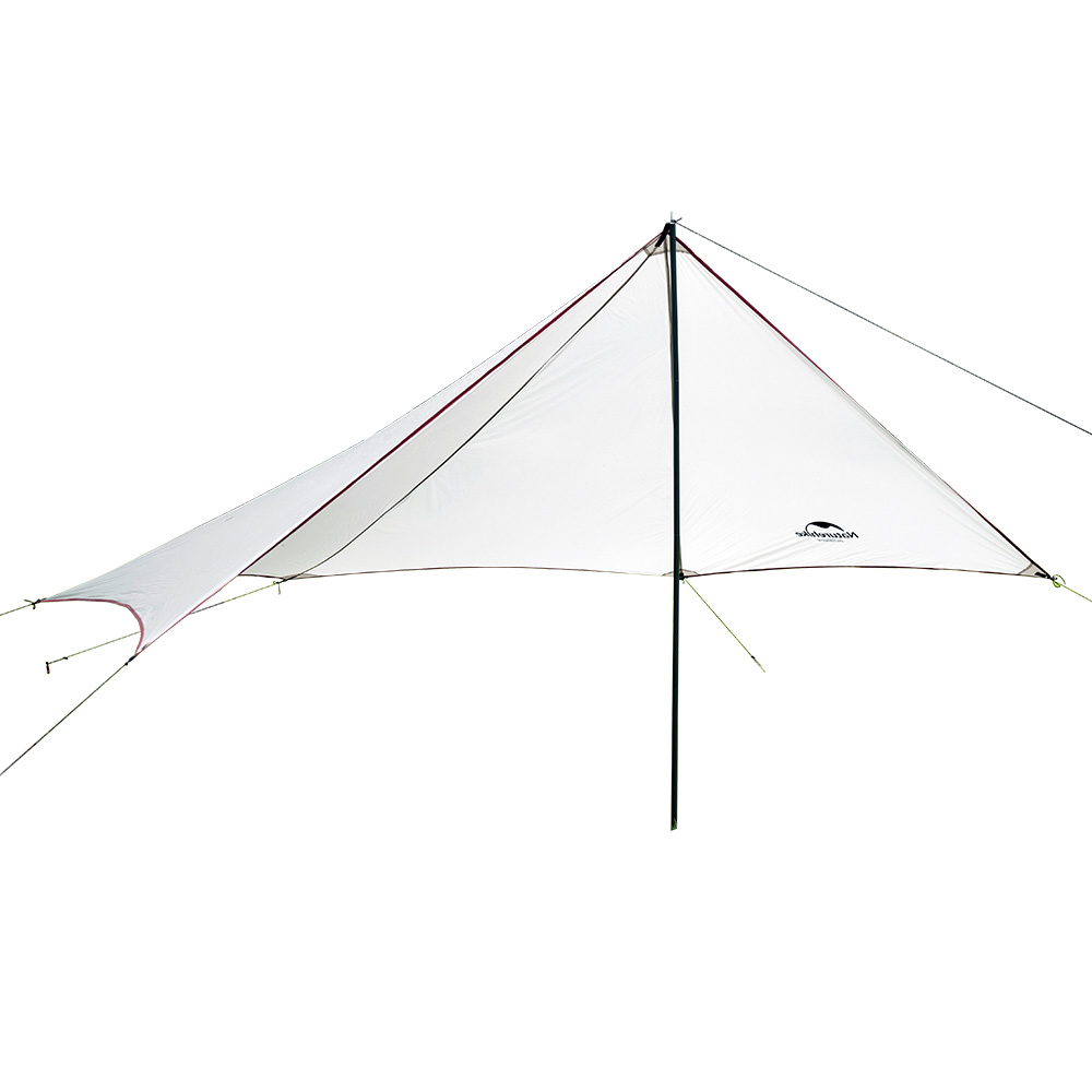 Naturehike canopy tent. Quickly erected tent outdoor shade UV rainCamping sun pergola. Field survivaltravel beach recreation