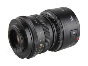 Image 4 - Metal Male thread 52mm to Male thread 58mm Macro Camera Lens Reverse Adapter Ring (35 models provide choice)