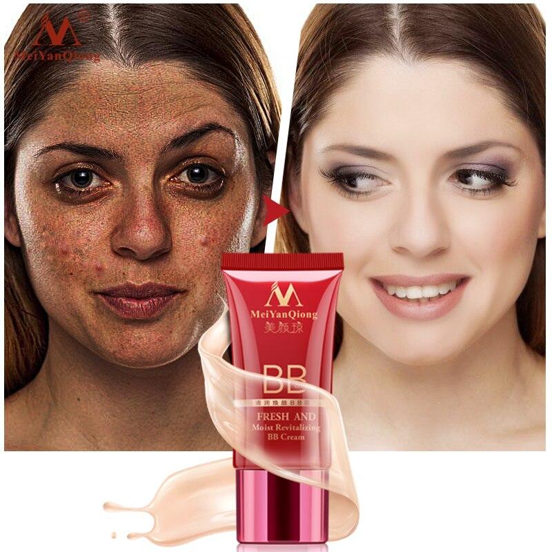 Marke Frische Und Feucht Revitalisierende Schnecke Creme Make-up Gesicht Pflege Bleaching Compact Foundation Concealer Verhindern Sich Aalen Hautpflege Schönheit & Gesundheit Bb & Cc Cremes