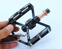 1 Pair CNC Aluminium Alloy Pedal Mountain Bike Pedals MTB Road Cycling Sealed Bearing Pedals BMX