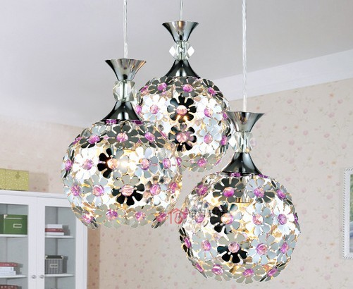 EMS FREE SHIPPING Lamps pendant light aluminum brief applique pendant lamp aisle lights 1049