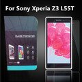0.3mm 2.5D Tempered Glass Anti Explostion Toughened Screen Protector Protective Film For Sony Xperia Z3 L55T