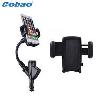 Caobao Holder Phone Charger Mobile Phone Accessories Dual Usb Car Charger Holder Mount Stand Support For