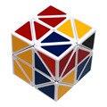 2016 Новый LanLan Вертолет Magic Cube 2 Цветов Головоломки Magic Cube твист Puzzle Игрушки Для Детей Образование Cubo Magico Горячий Продавать-50
