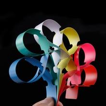100 шт./компл. Горячая Водонепроницаемый Пластик подвесные бирки для растений Садоводство маркер для растений метки инструменты 20 см X 2 см