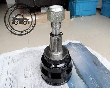 Luar c v bersama poros poros Drive shaft untuk Mercedes Benz GLC200 GLC220 GLC250 GLC300 GLC350 GLC43AMG