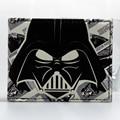 Star Wars Darth Vader Hombres y mujeres billetera monederos DFT-1807
