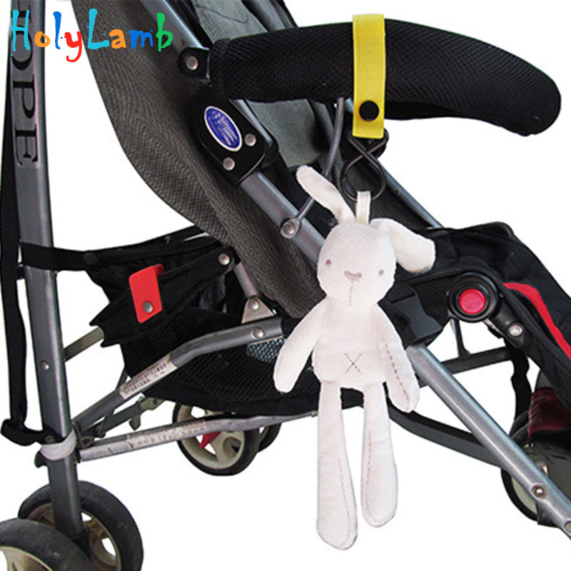 Stroller Accessories Plastic Hooks Nylon Pushchair Car Hanging Strap Portable UK