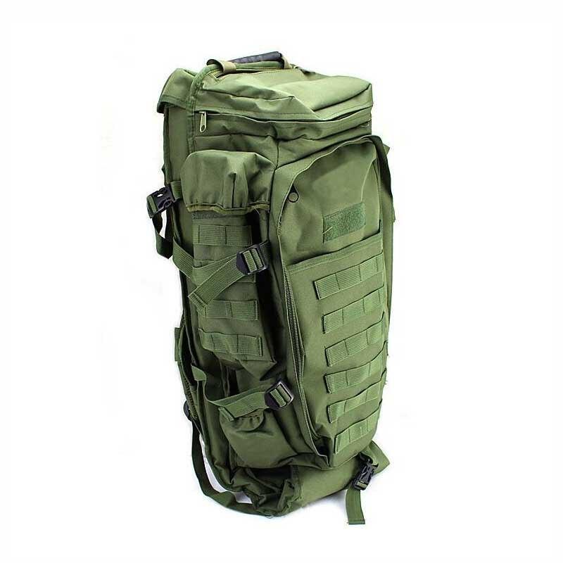 Вместительная Спортивная походная сумка для мужчин, военный тактический рюкзак для альпинизма, кемпинга, охоты, рыбалки, путешествий - 2