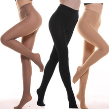 DROZENO Tights women sexy solid color Sexy Stockings Satin Glossy Opaque  Protection of pants Silk stockingsJapanese Slim socks