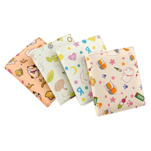 E-Mell Neko Atsume Natsumes Book of Friends Love Live! Totoro Korean PU Full-Color Printing Short Wallet 2012 full color 180 pages printing catalog of chef essentials