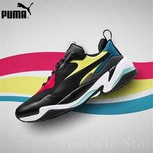 PUMA Mens Thunder Spectra Sneakers Men Women Sports Shoes 367516-01  Badminton Shoes Thunder Desert 8a08255fb