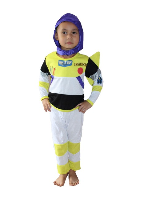 High cotton 3 -7 Years Halloween kids Toy Story Buzz Lightyear role playing costumes Childrenu0027s  sc 1 st  AliExpress.com & High cotton 3 7 Years Halloween kids Toy Story Buzz Lightyear role ...