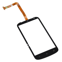 High Quality Black Touch Screen Digitizer Panel For HTC One VX AT&T