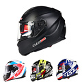 2016 New 100% Genuine ls2 Helmet with Anti fog sticker edition motorcycle helmet  racing capacete double visor FF328