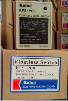 Special Price KFS-PC8 Korea KOINO Build Water Level Controller Level Switch