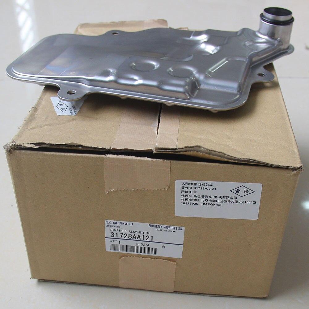 2016 Subaru Legacy Transmission: 31728AA121 New Genuine STRAINER ASSY OILTM Oil Strainer