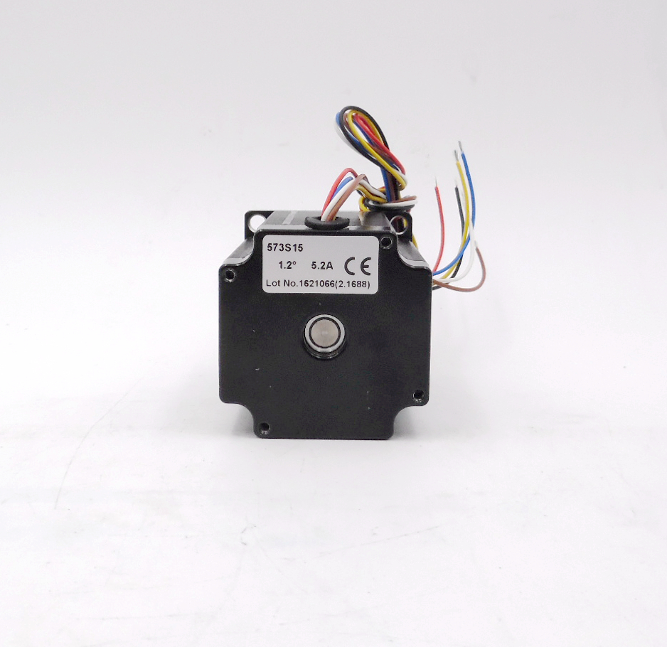 3 phase NEMA 23 Stepper Motor 573S15 6leads 5.2A Holding Torque 1.5 ...