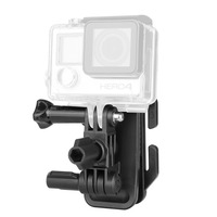 For Go Pro Hero Sj4000 Accessories Backpack Hat Clip Fast Clamp Mount For GoPro Hero 2