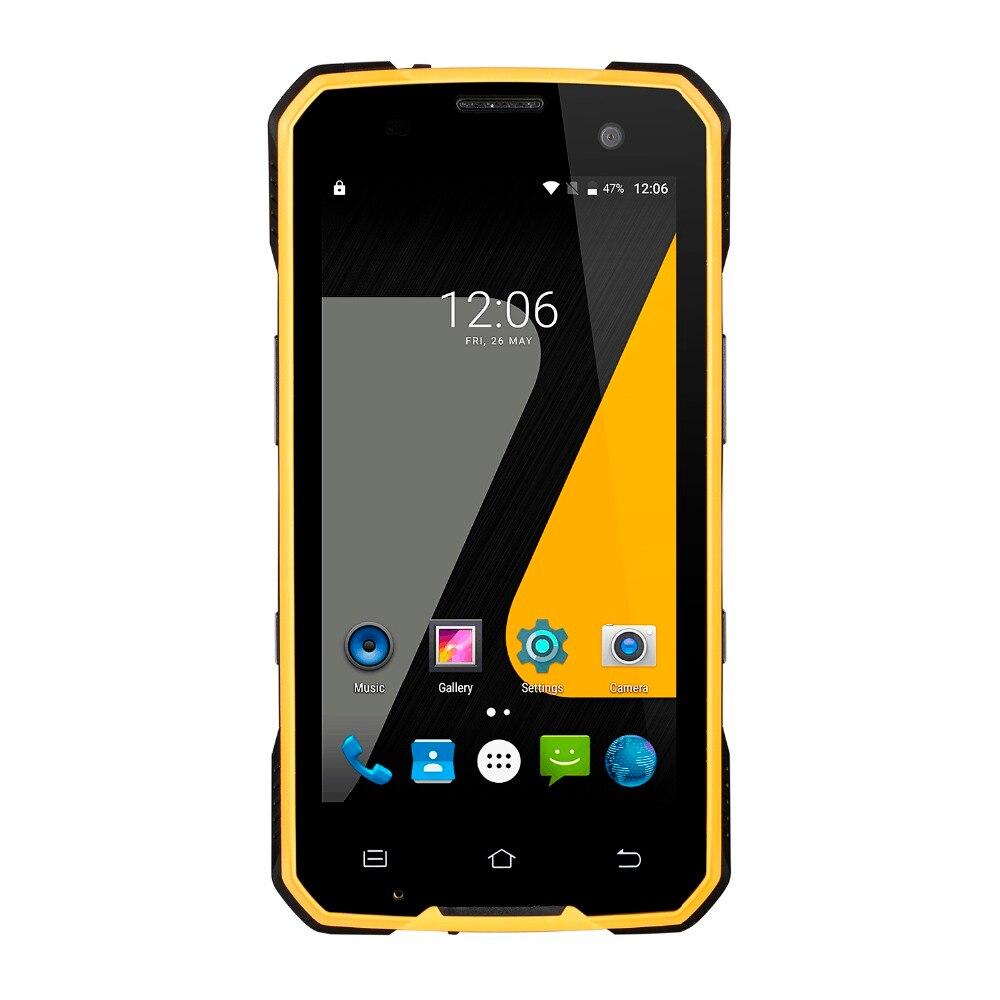 "bilder für JESY J7 Wasserdichte neue handy IP68 4G Stoßfest Handy 3G RAM 32 GB ROM Smartphone 4,7 ""NFC Fingerprint PTT IP67 4100 mAh"