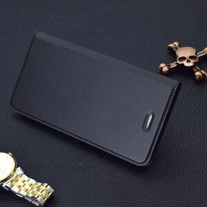 Image 2 - 가죽 커버 아이폰 xr 케이스 coque 고급 자기 전화 케이스에 대한 funda 아이폰 x xs 최대 아이폰 6 6 s 7 8 플러스 케이스 capinha