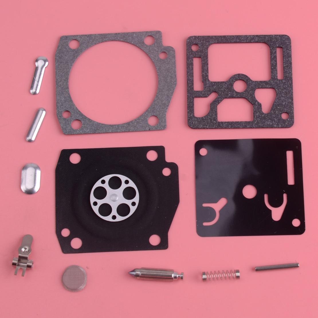 LETAOSK High Quality Carburetor Carb Kit RB-122 Fit For Husqvarna 340 345 346XP 350 353 357 359 Zama C3-EL18
