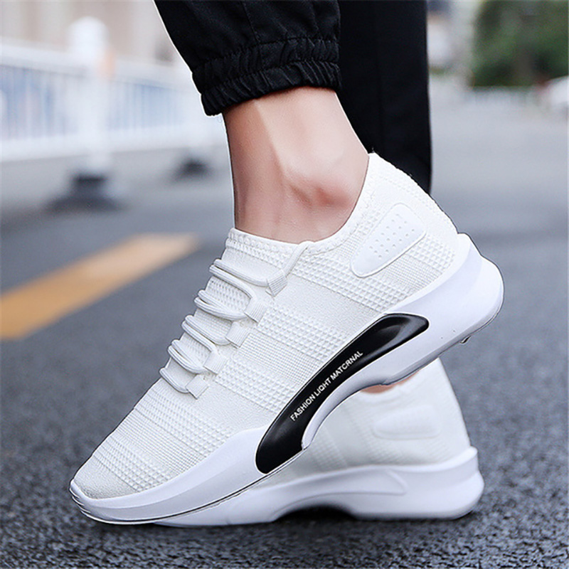 Brand Men Sneakers New Men Casual Shoes Breathable Mesh Men Sheos Slip-On Fashion Sneakers Male Shoes Adult Sapatos Trend ShoesBrand Men Sneakers New Men Casual Shoes Breathable Mesh Men Sheos Slip-On Fashion Sneakers Male Shoes Adult Sapatos Trend Shoes