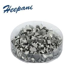 Бесплатная доставка Sb≥99. 99% чистота антимоний слиток Sb металлический блок/гранулы для исследований