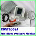 CONTEC 08A/CONTEC08A  + Oximeter probe Digital Automatic NIBP  Monitor  Sphygmomanometer Free Shipping