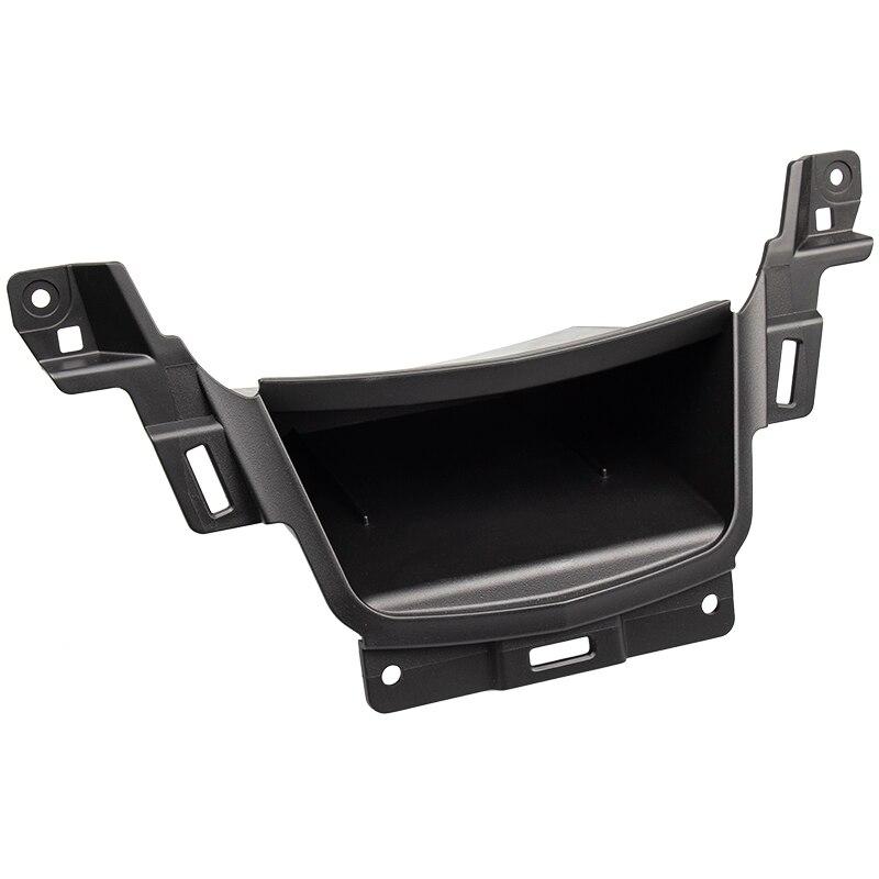 Module sans fil de protection de chargeur de voiture, boîte de stockage de Console centrale de charge rapide pour accessoires de voiture de Cadillac Xt5 2016-2019