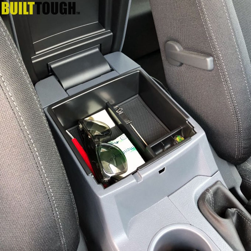 Car Central Armrest Storage Box For Ford Ranger Console ...