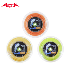 Alpha Tennis String 200m Reels Strength 1.25mm/1.20mm Gym Good Traing Tennis string Controll Excellent Spin String HexagonTSB-10