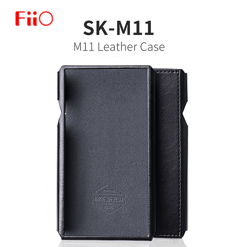 FiiO SK-M11 Leather Case For Music Player M11