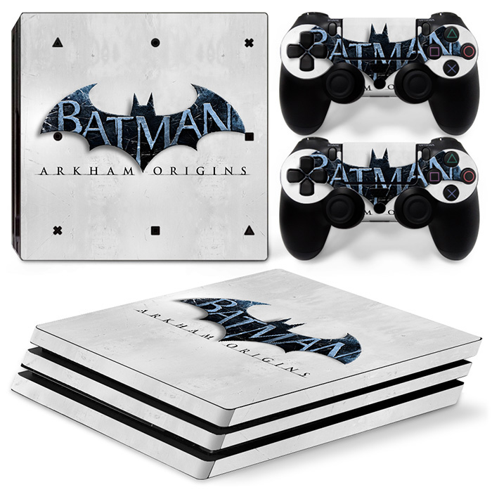 free drop shipping Super Quality of Waterproof Vinyl Decal Protective Skin Cover for PS4 Pro#TN-P4Pro-0086