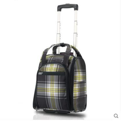 Brand Women Travel Luggage Bag Boarding Bag rolling luggage Case Trolley Suitcase wheeled Bags for women Travel Tote Duffles travel luggage trolley bags rolling baggage nylon waterproof travel wheeled bags luggage suitcase on wheels travel duffles tote
