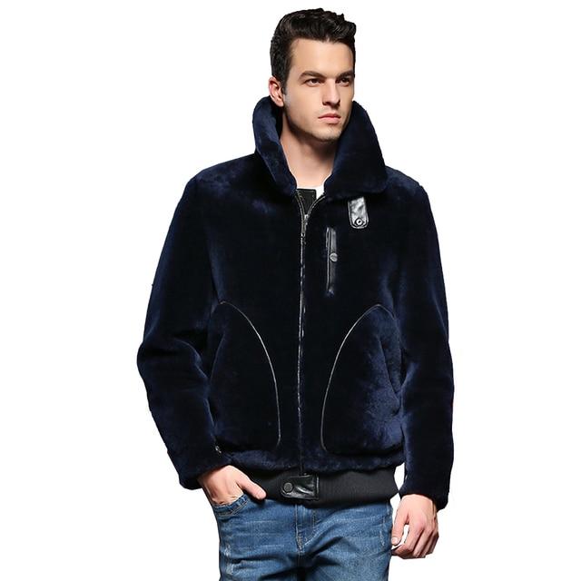 Aliexpress.com : Buy Quality Guaranteed Sheepskin Fur Coat Genuine ...