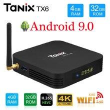 TX6 4K 2.4G/5GHz TV
