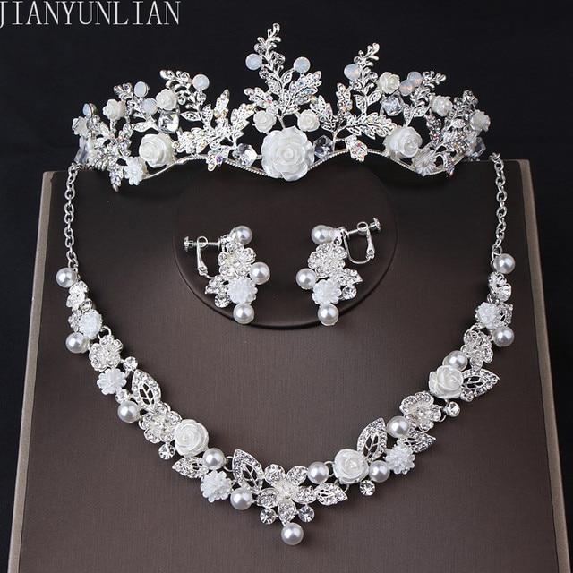 Hat Bridal Wedding Hat Sets Womens Bridal Hat Vintage Crystal Wedding Accessories Fashion