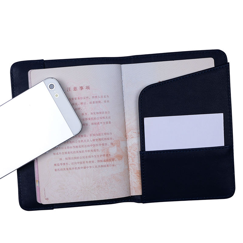0c33b6ccf ONLVAN Passport Cover and Luggage Tag High Quality Genuine Leather Travel  Accessories Passport Holder Bag Tags Name Tag-in Travel Accessories from  Luggage ...