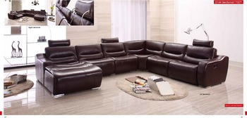 cow genuine/real leather sofa set living room sofa sectional/corner sofa set home furniture couch/sofa setional U shape big size pictures of american victorian style sectional heated mini leather sofa set designs for restaurant restaurant leather sofa f81