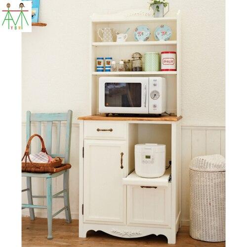 armario de madera maciza cocina despensa gabinete aparador armarios de almacenaje de madera del medio ambiente