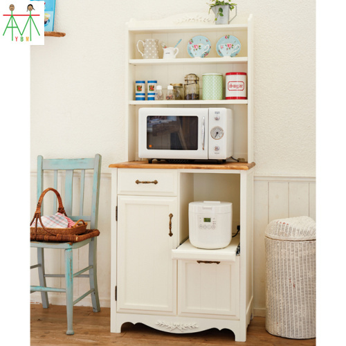 armario de madera maciza cocina despensa gabinete aparador