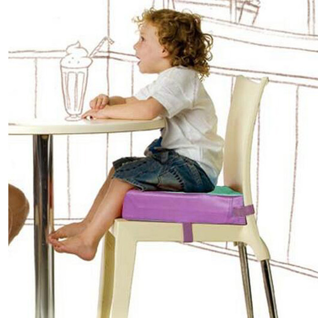 Baby Feeding Chair Booster Seat Highchair For Toddlers Dining Baby Chair Booster Fold-Up Seat Cushion Bag Infant Eating Chair