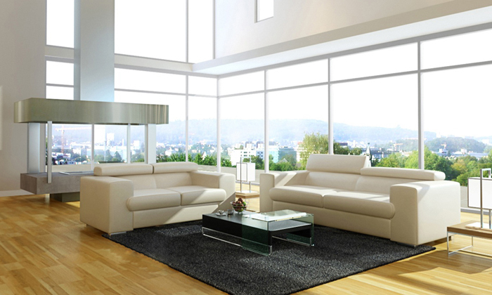 Free Shipping 2013  New Design 1 2 3  minimalism sofa cattle leather Sofa set with confortable sitting Best Modern Sofa 9097 furuyama m ando modern minimalism with a japanese touch taschen basic architecture series