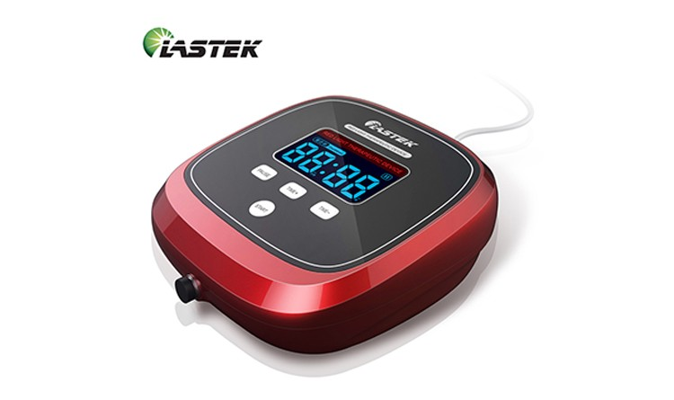 Lastek prostate massager LED infrared physical therapy device for home use lastek health product 650 nm infrared laser gynecological disease therapy for vaginal tighten therapy device