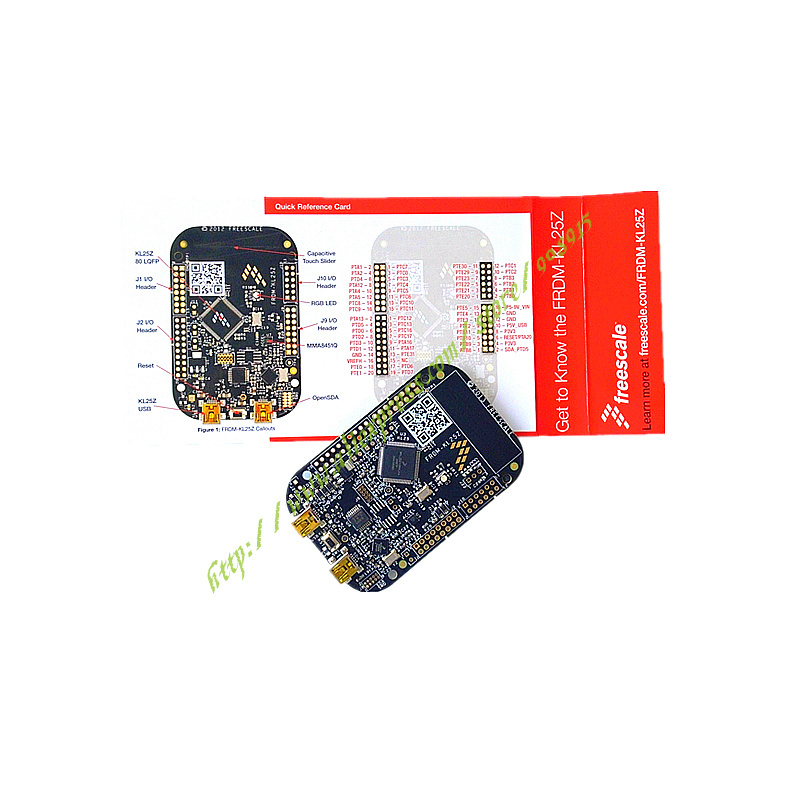 Free Shipping Freescale FRDM-KL25Z ARM Development Board Cortex-M0+ Kinetis L