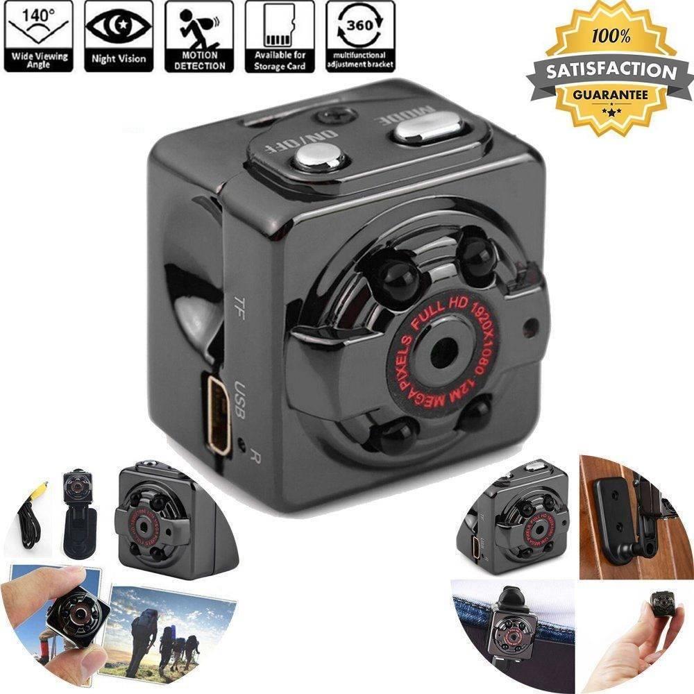 HD1080P Digital Mini Camera Wireless Video Motion Activated Cam